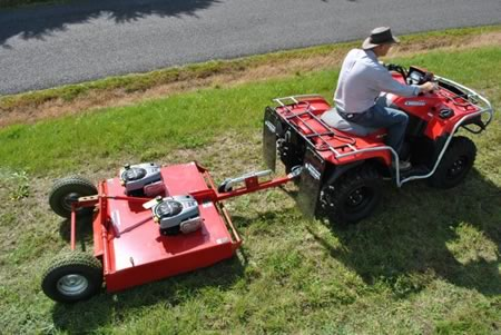 Tow and Mow Twin 1270